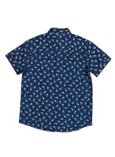 Limon Company Gömlek İndigo